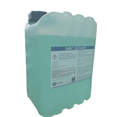 Detergente Desinfectante Concentrado