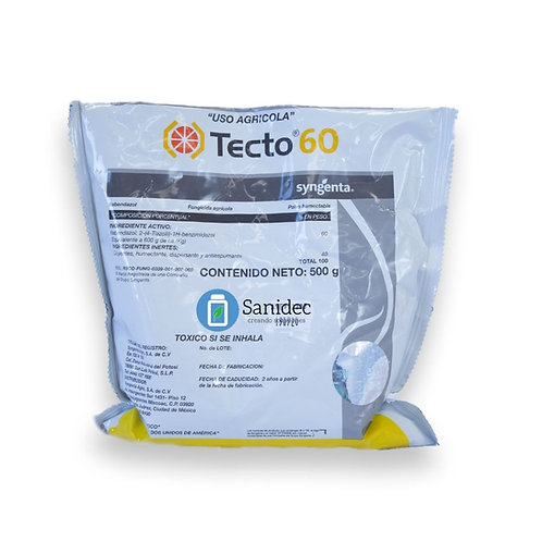 Fungicida Tecto 60, Tecto 60, Tecto 60 Syngenta
