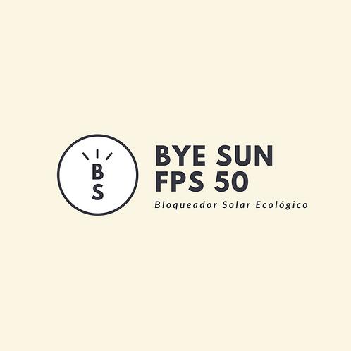 Bloqueador Solar FPS 50