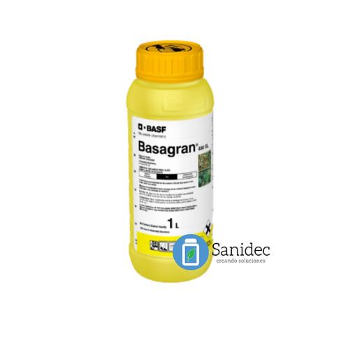 Basagran 480, Herbicida para Coquillo