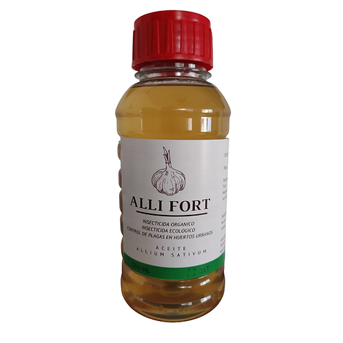 Insecticida natural de Ajo, Insecticida Organico de Ajo, Plaguicida Natural Ajo