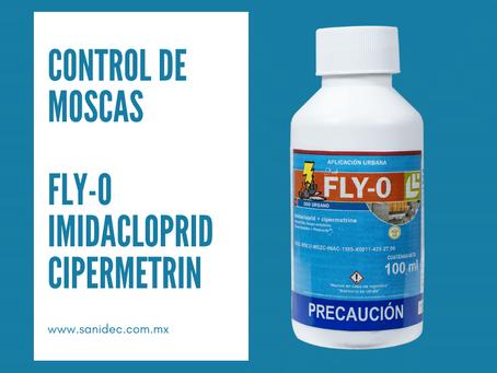 Insecticida contra moscas