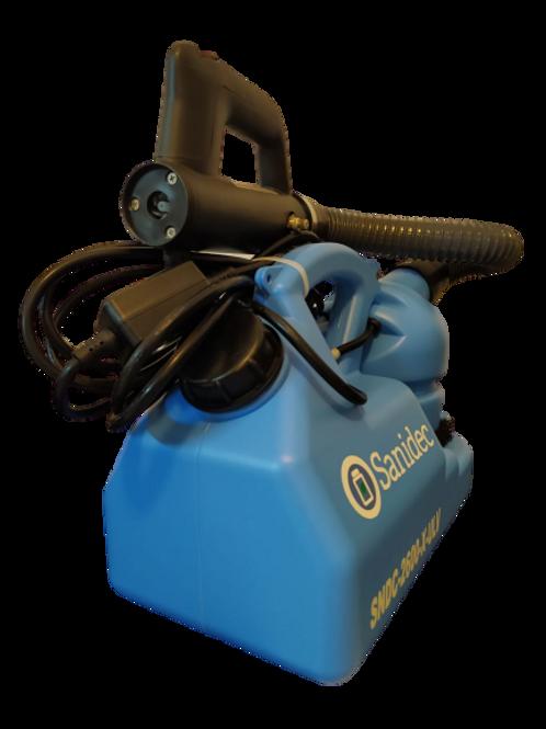 Nebulizador en frio, Nebulizador 2600 X, SNDC-2600X