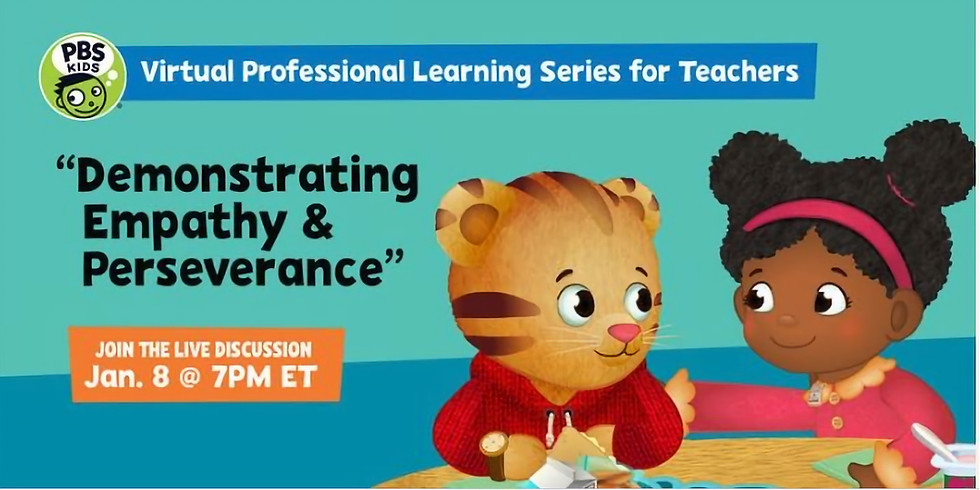 Daniel Tiger Virtual Learning Event for Teachers