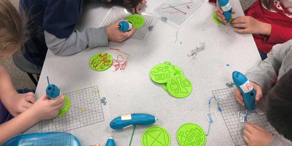 After School Event:  3D Pens