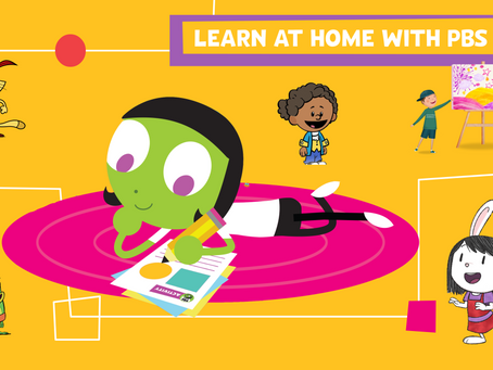 Fall 2020 Learn At Home Starts Sept 8th