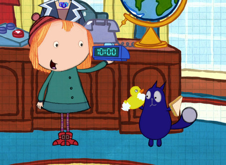 February 22 – 24: Peg + Cat Save the World