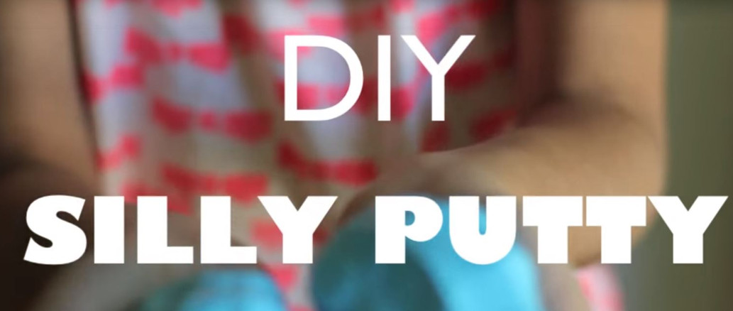DIY silly Putty