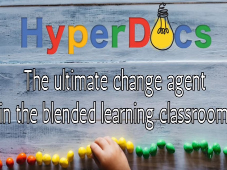The hype about Google Hyper Docs