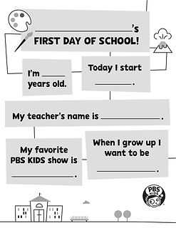PBS KIDS_Back To School_2019_First Day S