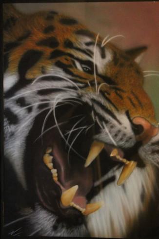 Raoring Tiger