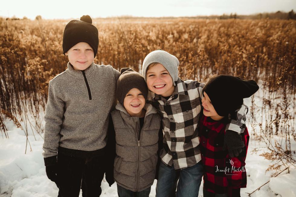 Whitby Family Photographer