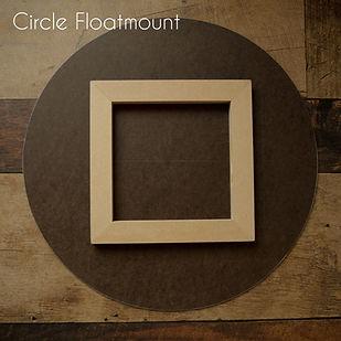 Circle Float Mount