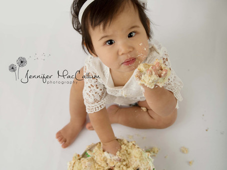 Durham Region Photographer - Preparing for Your Cake Smash Session