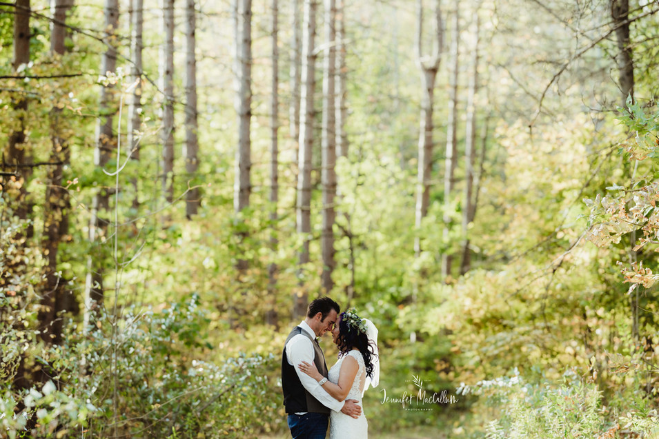 Jennifer MacCallum Whitby Wedding Photog