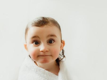 Durham Region Newborn Photographer | Project 52 | Week 15