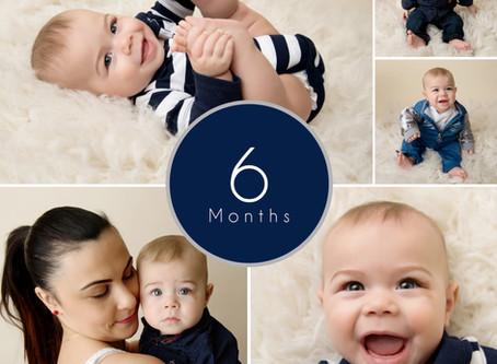 Whitby Photographer   Baby Photography   Milestone Photography