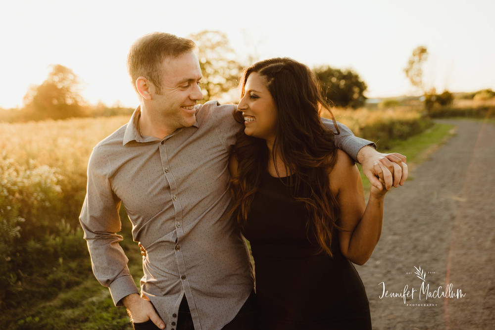 Whitby Engagement Photography Jennifer MacCallum