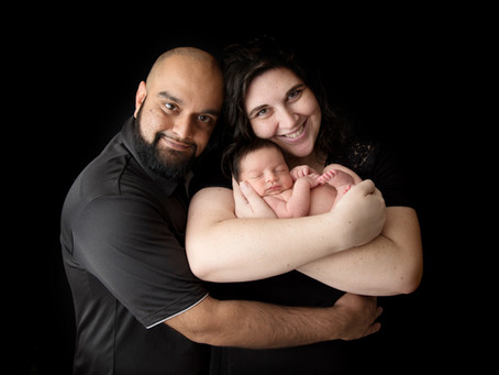 Whitby Newborn Photographer | Durham Region | Regular Session