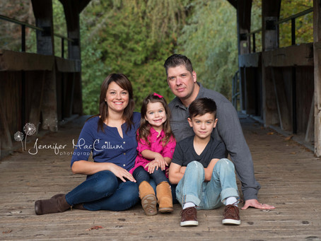 Durham Region Photographer - What to Wear for family sessions?