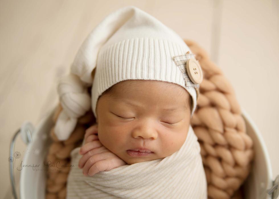 Durham Region Newborn Photographer Jennifer MacCallum