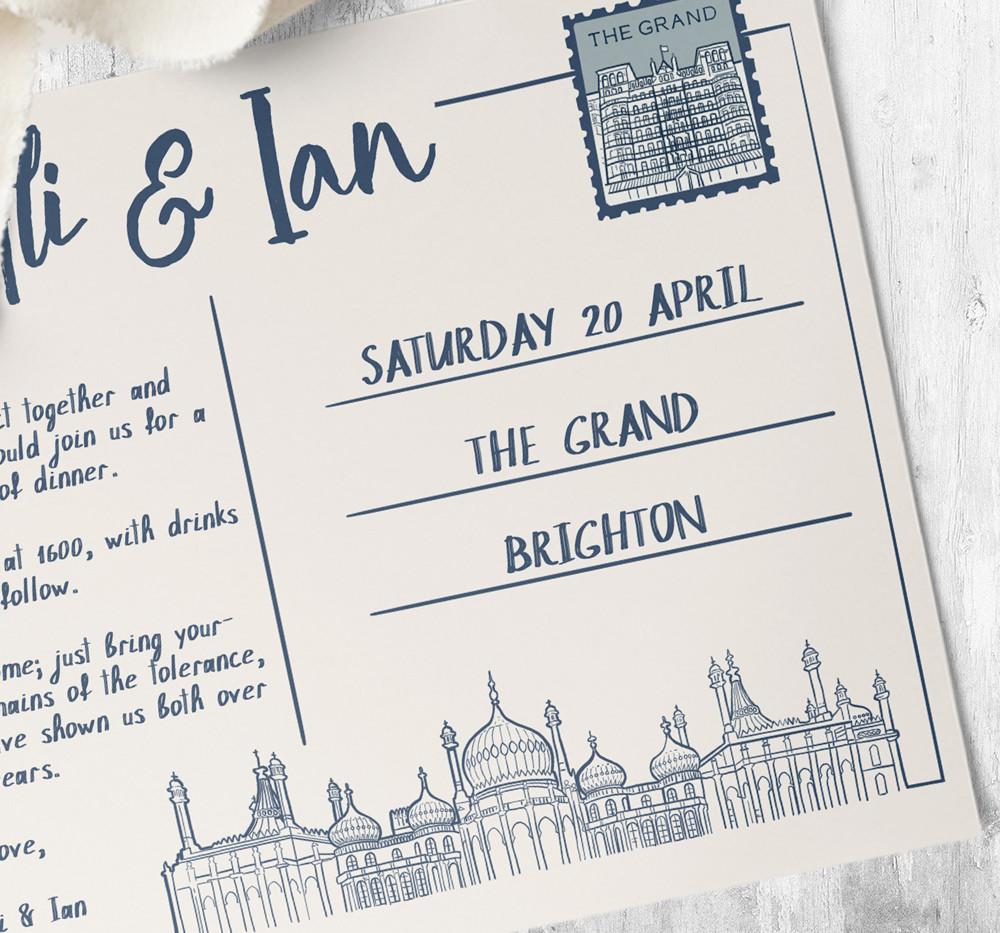The Brighton Invites