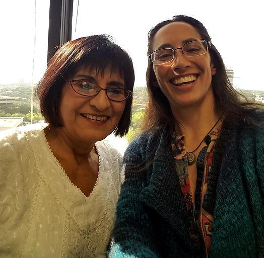 Irma Herrera Norma Martinez Texas Public Radio