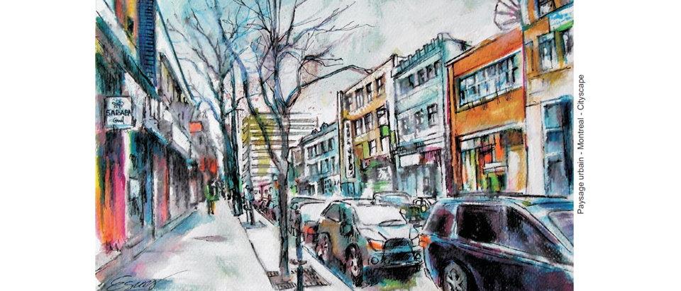 Ville de Montréal - Centre-ville