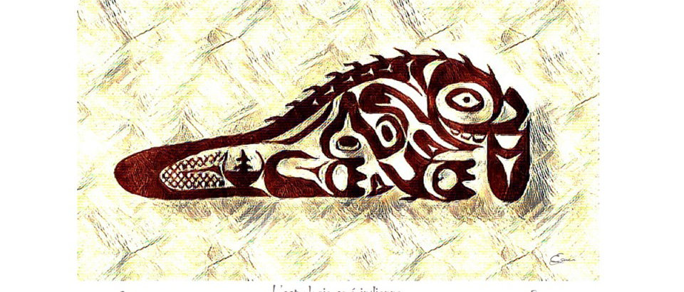 Castor - Animal totem de naissance amérindien