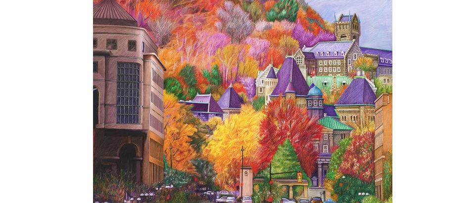 Université McGill - Poster