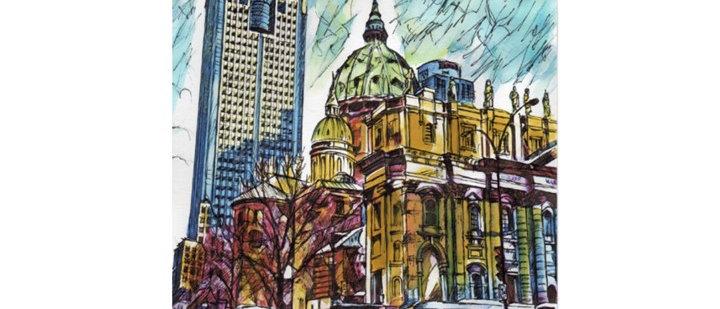 Ville de Montréal - Basilique Cathédrale Marie Reine du Monde