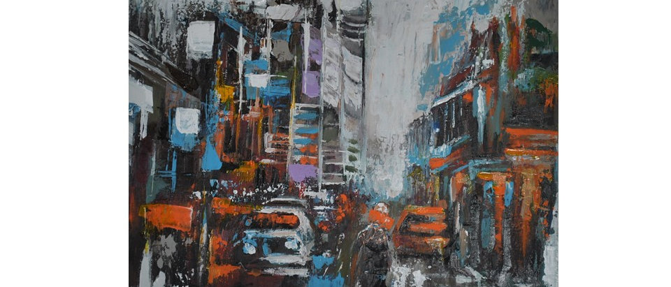 Cityscape Abstract