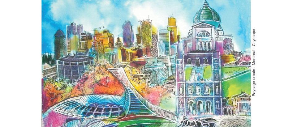 Ville de Montréal - Collage