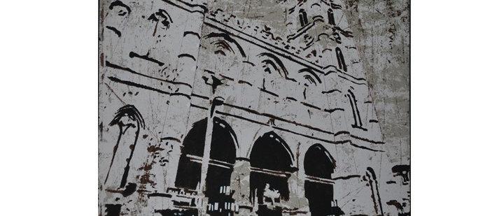 Basilique Notre-Dame Montréal - Abstract