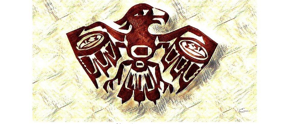 Aigle - Animal totem de naissance amérindien