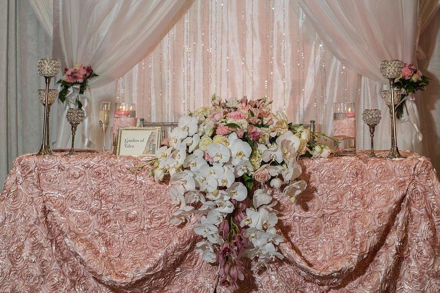 At Splendid Harmony, every bride is a Princess.
