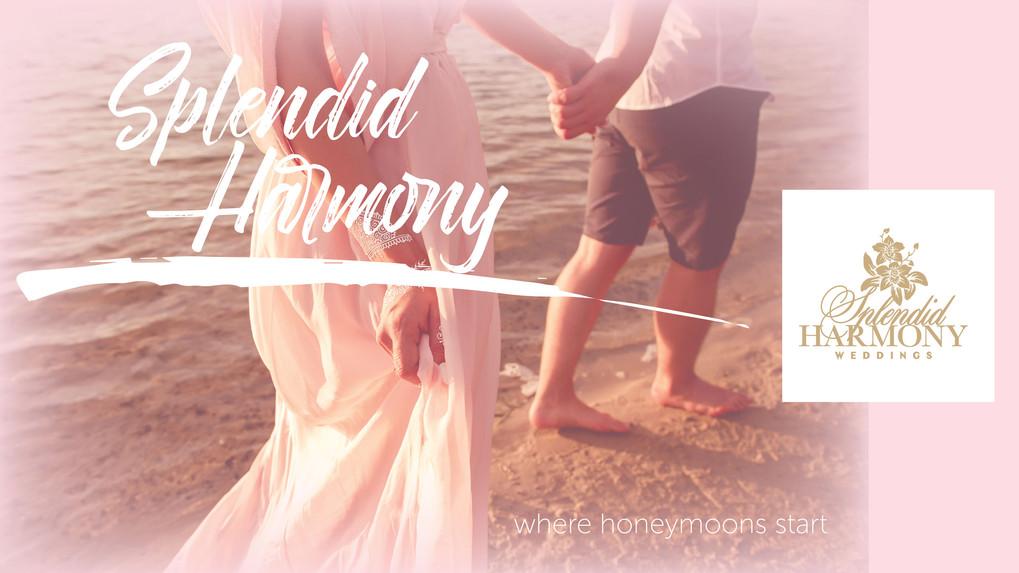 Splendid Harmony Honeymoon Romance