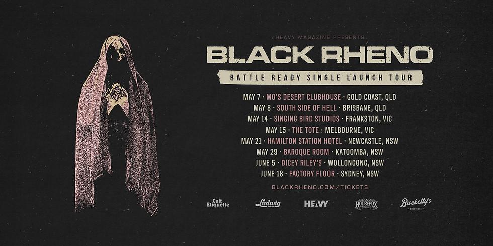 BLACK RHENO: Battle Ready Tour