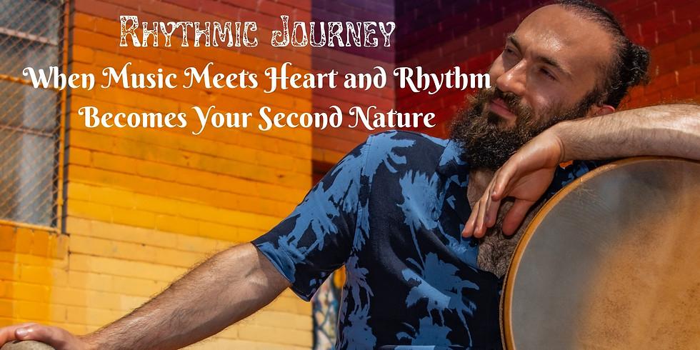 RHYTHMIC JOURNEY: Drum Workshop and Performance