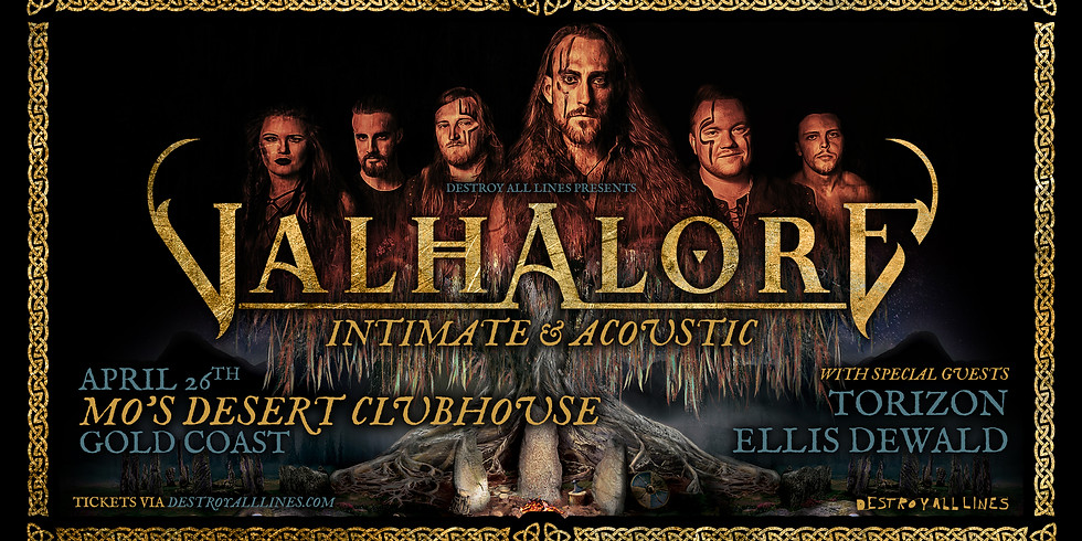 VALHALORE Live at Mo's