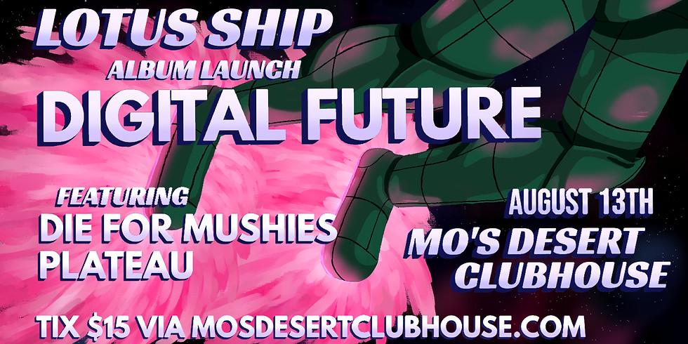 LOTUS SHIP Digital Future LAUNCH
