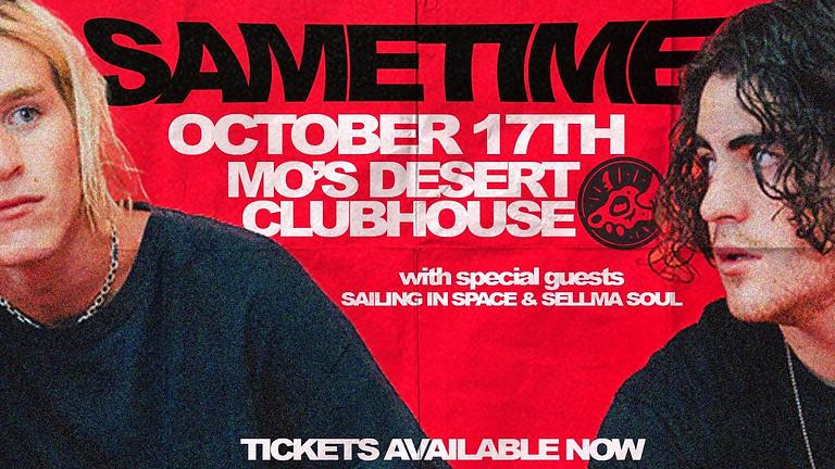 SAMETIME Live at Mo's