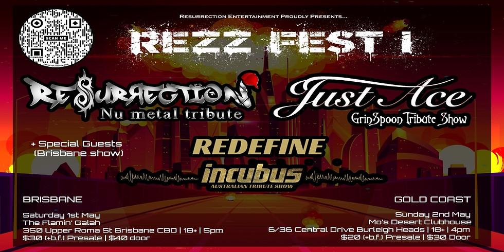 REZZFEST: Tribute Event