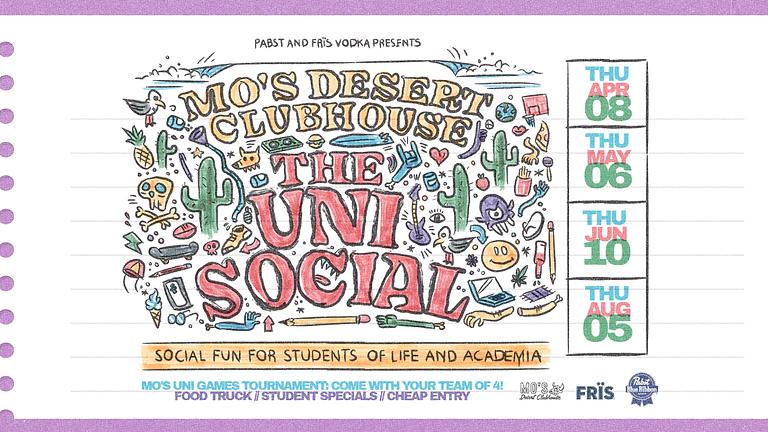 THE UNI SOCIAL 4