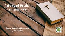 Gospel Fruit