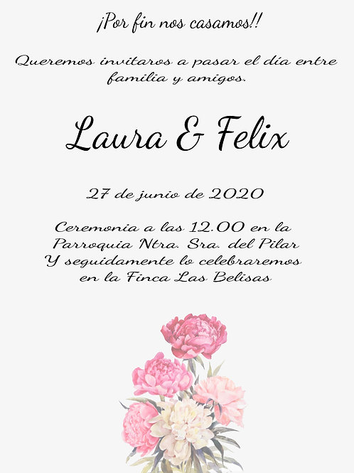 Colección Flower