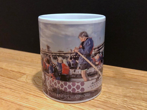 Dragon Boat Mugs - Wellness Warriors