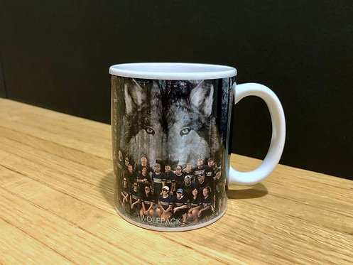 Dragon Boat Mugs - Wolfpack