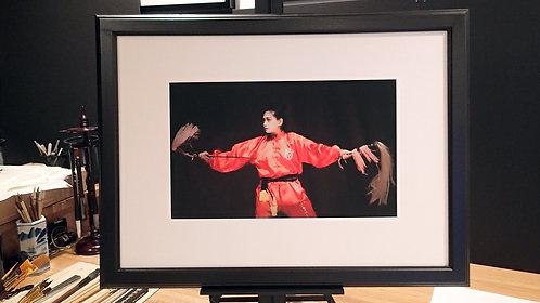 Framed Giclée Art Print - Sifu Mai Du