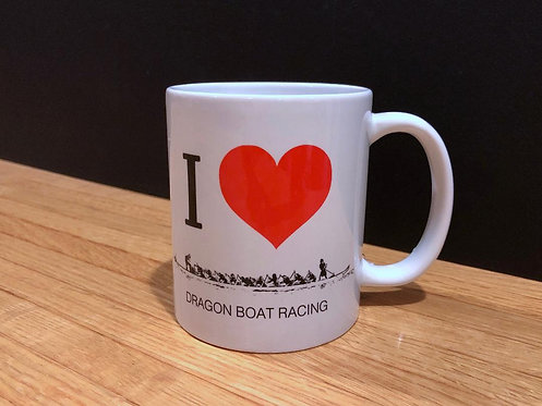 I Love Dragon Boat Racing